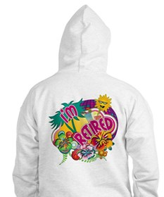 Tropical Retirement Jumper Hoody