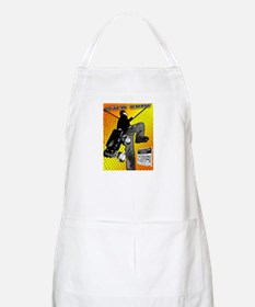 BREAKING AND ENTERING -  BBQ Apron