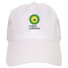 Bp oil spill Baseball Cap