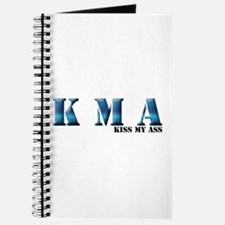 Unique Kiss my democratic ass Journal