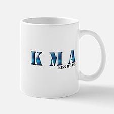 Cute Kiss my ass Mug