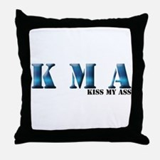 Unique Ass Throw Pillow