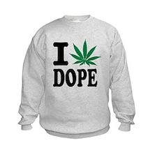 Dope - Marijuana Sweatshirt