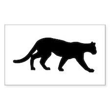 Panther - Cougar Decal