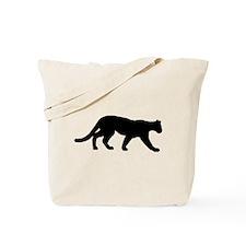 Panther - Cougar Tote Bag