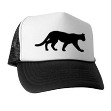 Panther - Cougar Trucker Hat
