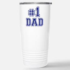 No.1 Dad Travel Mug