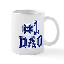 No.1 Dad Mug