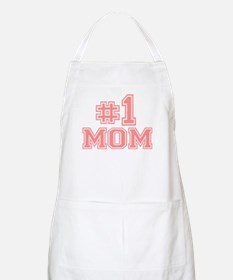 No.1 Mom Apron