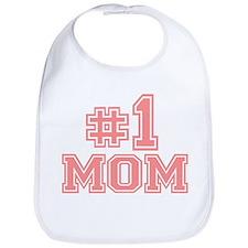 No.1 Mom Bib