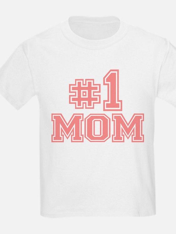 No.1 Mom T-Shirt