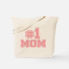 No.1 Mom Tote Bag