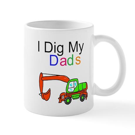 Dig my Gay Dads Mug
