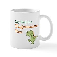 Gay Dinosaur Dad Mug
