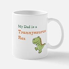 Tranny Dinosaur Mom Mug