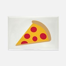 Pizza Rectangle Magnet (10 pack)