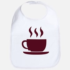 Cup of coffee Bib