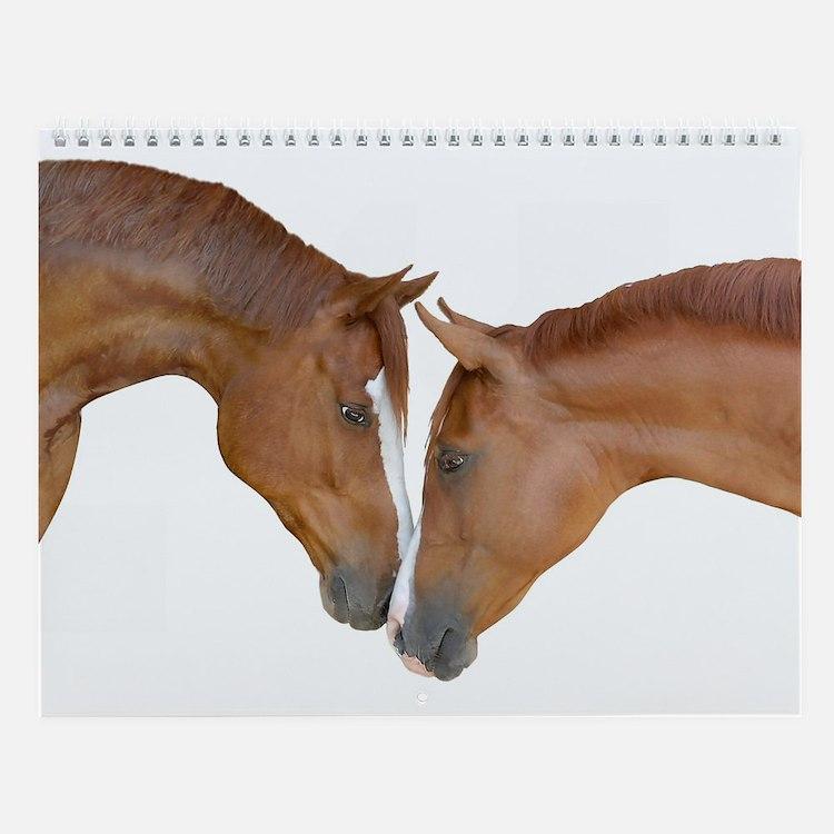 Equestrian Wall Calendar