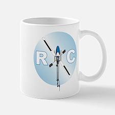 RC Heli Top Small Small Mug