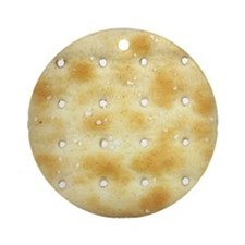 Cracker Ornament (Round)