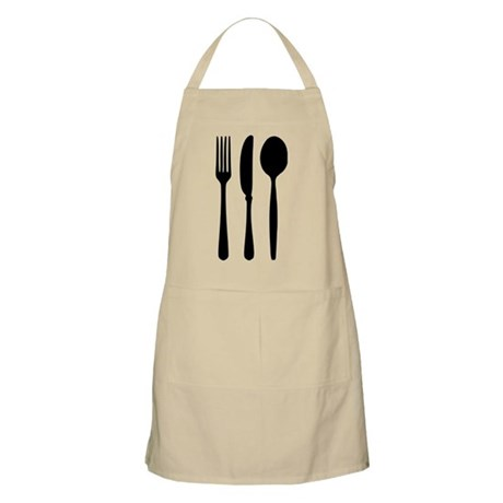 Cutlery - Fork - Knife - Spoon Apron