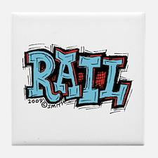 Rail Tile Coaster