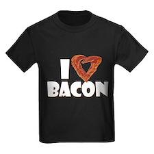 I Heart Bacon T