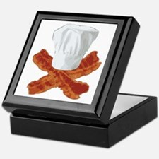 Bacon Chef Keepsake Box