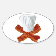 Bacon Chef Decal