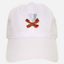 Bacon Chef Baseball Baseball Cap