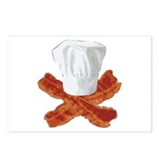 Bacon Chef Postcards (Package of 8)