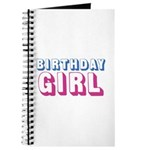 Birthday Girl Journal