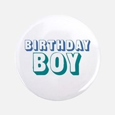 "Birthday Boy 3.5"" Button (100 pack)"