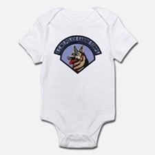 Kansas City Police Canine Cor Infant Bodysuit