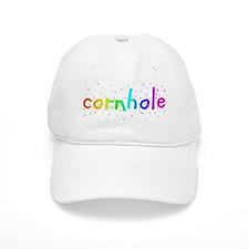 Cornhole Party Baseball Cap
