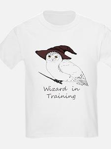 Wizard owl T-Shirt