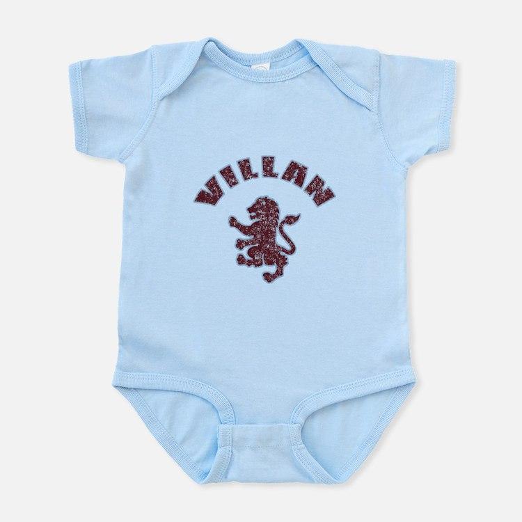 Villan Infant Bodysuit