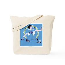 Funny Deco pins Tote Bag