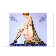 Cute Fashion Postcards (Package of 8)