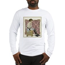 Unique Alphonse mucha Long Sleeve T-Shirt