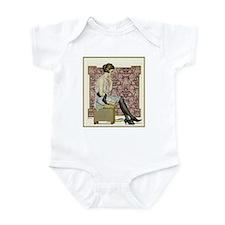 Cute 1921 Infant Bodysuit