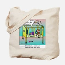 Technical Support & Child Labor Laws Tote Bag