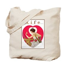 Cute 1920s Tote Bag