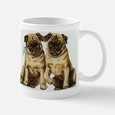 Pair of Pugs Mug