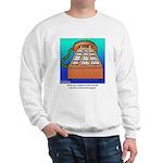 Phones at Technical Support Sweatshirt