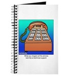 Phones at Technical Support Journal