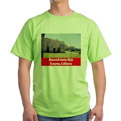 Roosevelt Junior High Green T-Shirt