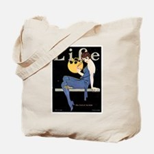 Unique Vintage advertising Tote Bag