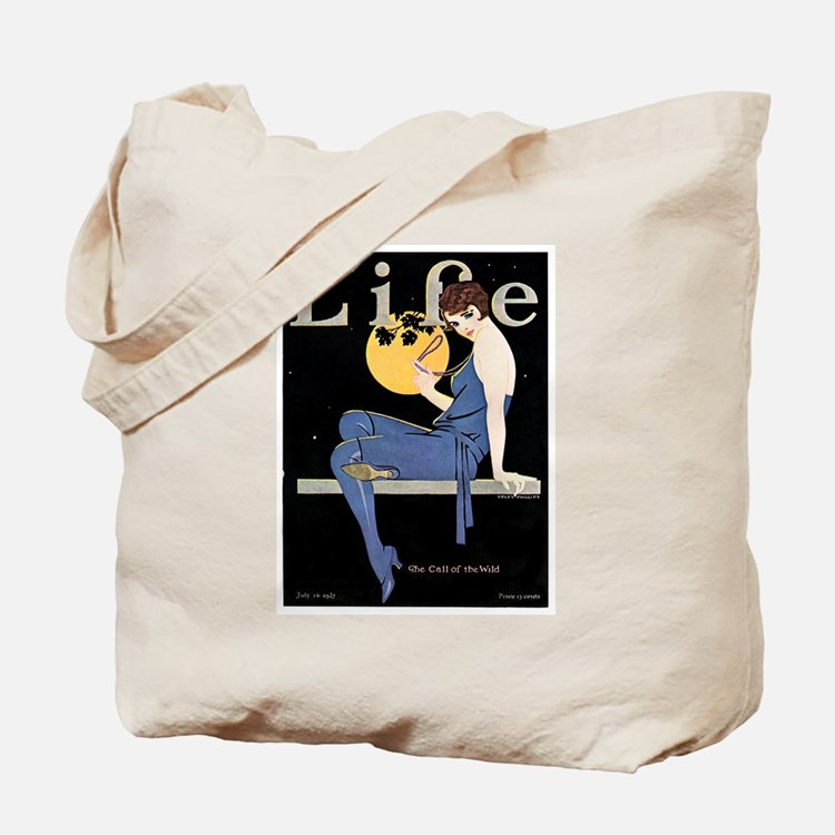 Cute Vintage advertising Tote Bag