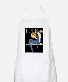 Cute Advertising Apron